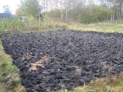 Почему истощается почва?
