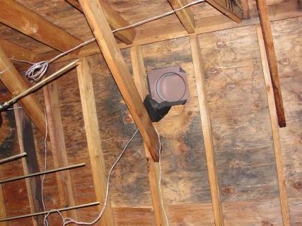 Как избавиться от грибка в деревянном доме?